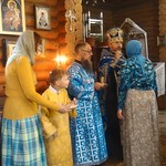 2018 07 20 All-Night Vigil in Kazan Church, Kyiv
