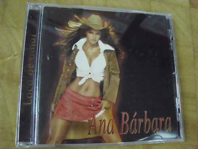 Flickriver: Photoset '外國 女歌手 Ana Barbara ' by rainyctt2710jp