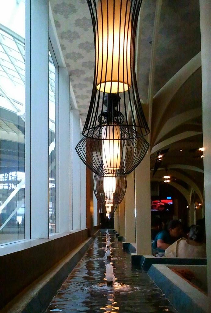 Lamp Lamp At Zaffran Hotel Korum Mall Thane Swanand