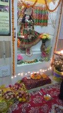 Divine School Janmashtami Celebration - 2016