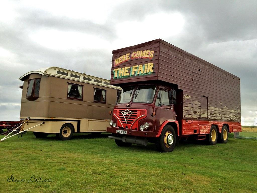 Old Foden Lorries