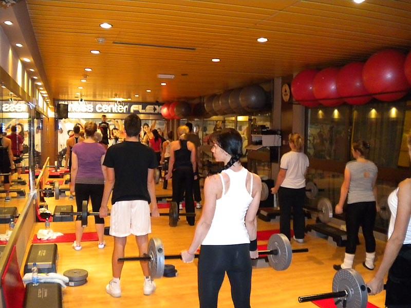 Flex Fitnes Centar Promocija Les Mills Bodypump Prvi Flickr