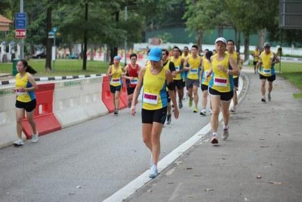 Yellow Ribbon Prison Run 2012