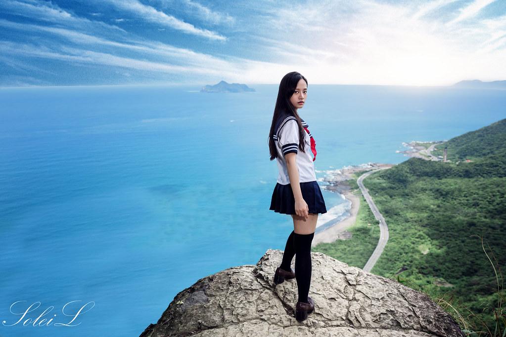 時をかける少女 The Girl Who Leapt Through Time (穿越時空的少女) | 時空跳躍前的回眸… | Flickr