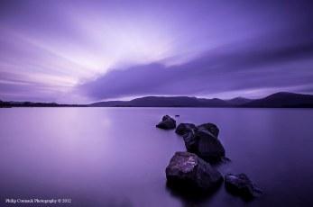 Sunset at Millarochy Bay