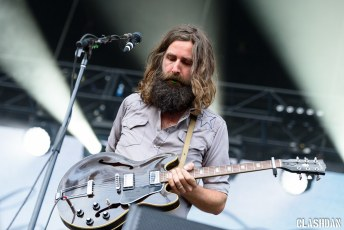 Band Of Horses @ Music Midtown Festival in Atlanta GA on September 17th 2016