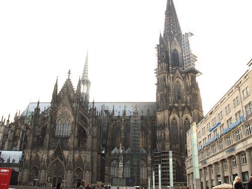 科隆大教堂側面   NO4 Y   Flickr