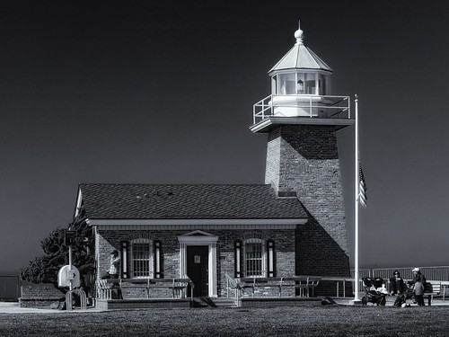 Mark Abbott Memorial Lighthouse - 2011