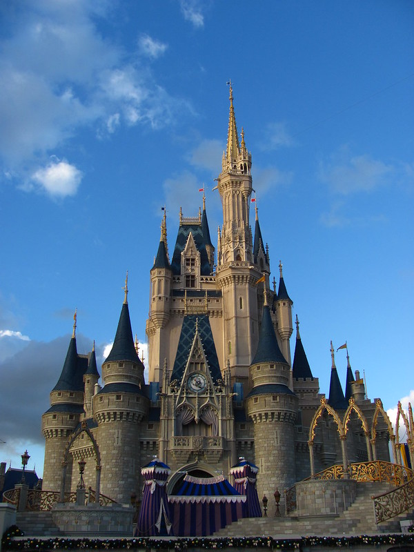 Magic Kingdom 180