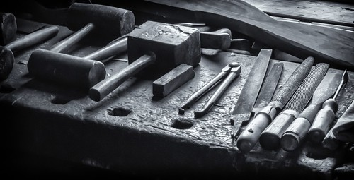 The Master's Tools - Fort Ross - 2012