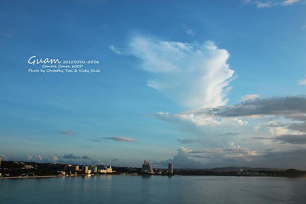 一望無際的天空 Vicky Shih   Guam 關島之家   Flickr