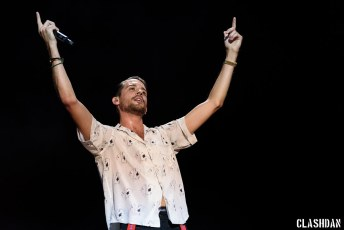 G-Eazy @ Music Midtown Festival in Atlanta GA on September 17th 2016