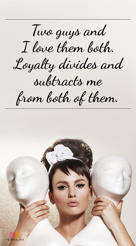 Love Triangle Quotes : triangle, quotes, Quotes, Either, Ways,, Triangle, Quote…, Flickr