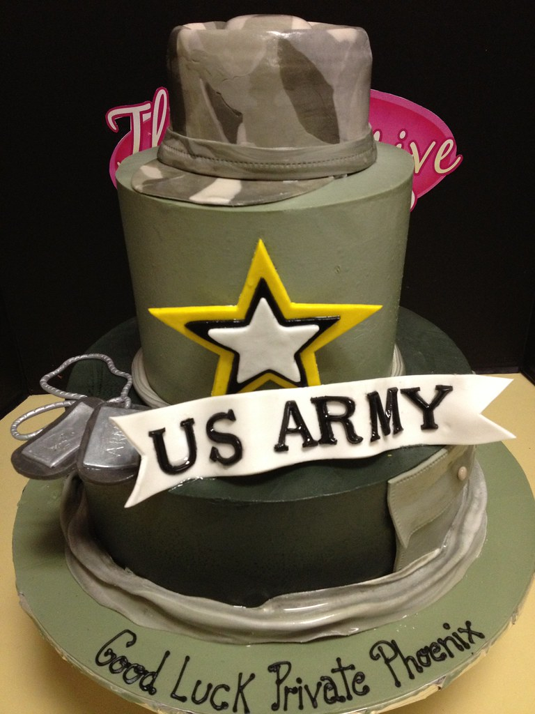 Military Cakes Exclusive Cake Shop