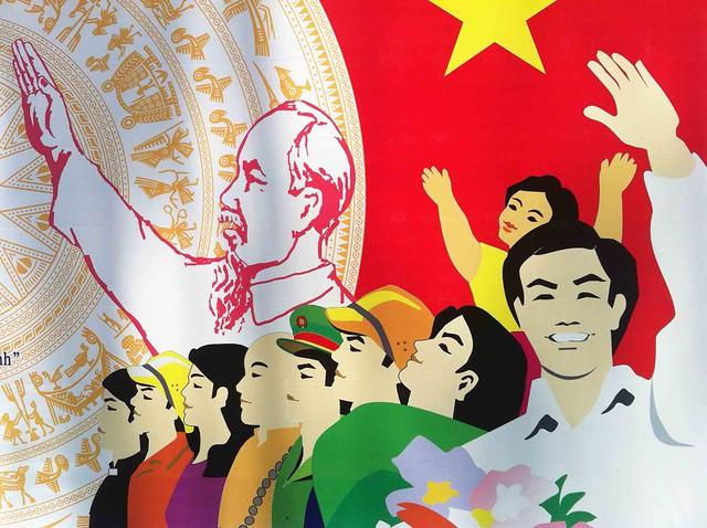 Art Propaganda, Ho Chi Minh city