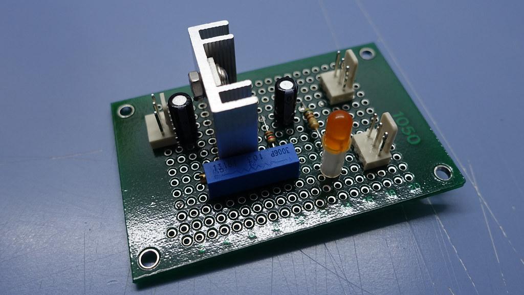 蘇州隨筆: NE555 PWM 風扇控制器製作
