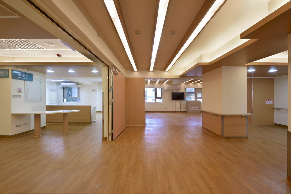 CTLU_盧俊廷建築師事務所 - 臺北市立聯合醫院陽明院區 - Photo 22 失智失能長者日間照顧中心護理站與公… | Flickr