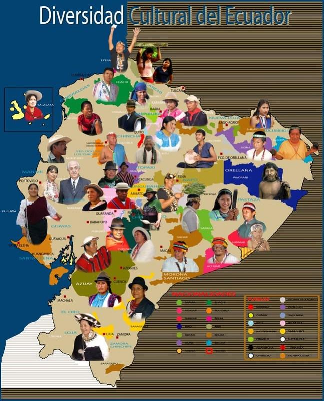 Diversidad Cultural del Ecuador - 060410