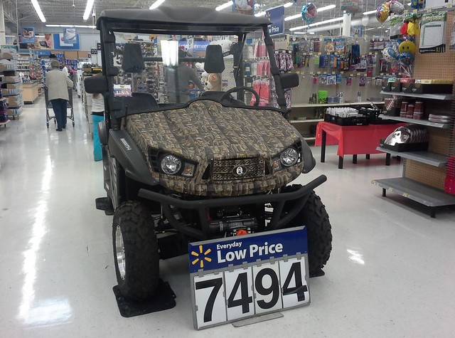 Most expensive Walmart item EVER!