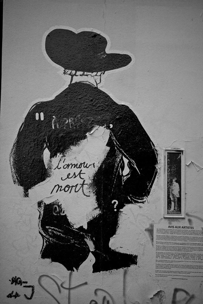 Non L'amour N'est Pas Mort : l'amour, n'est, L'amour, N'est, Germano, Madail, Flickr