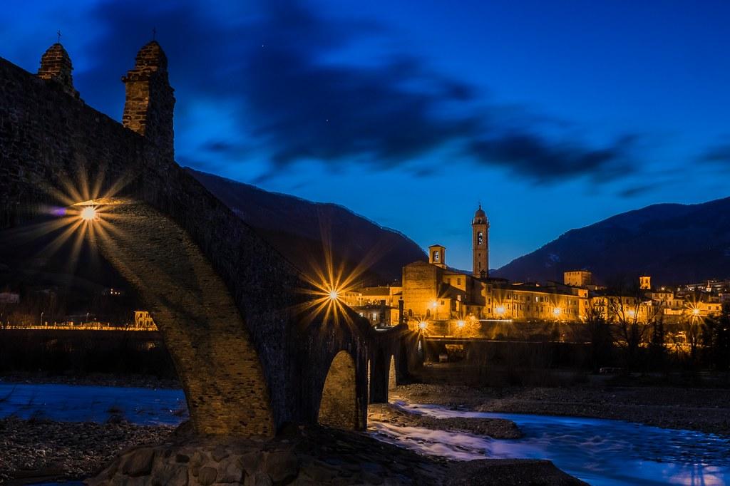 Tramonto su Bobbio  Marco Bentivoglio  Flickr