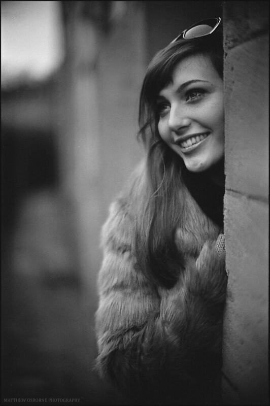 Leica Noctilux Film Portrait