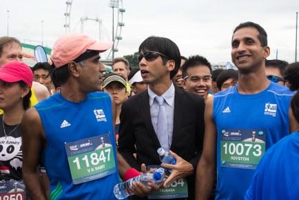 Pocari Sweat Run 2016