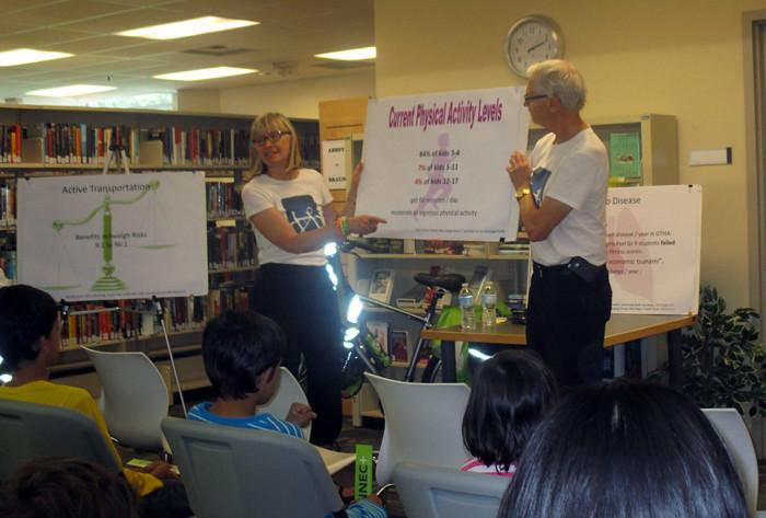 2016 12d Library Spotlight Presentation Cyril Clark_700