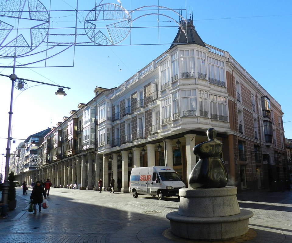 Calle Mayor de Palencia 13