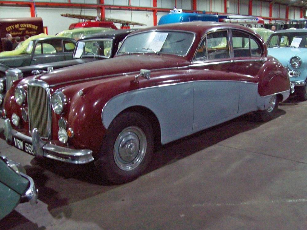medium resolution of  364 jaguar mk viii 1958 by robertknight16