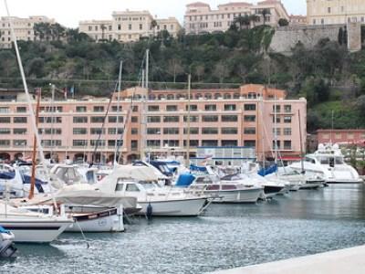 Vinterferie 2014 - Båter i Monaco
