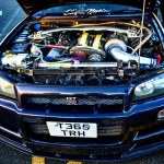 Nissan Skyline R34 Engine Danni Bevan Flickr