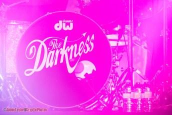 The Darkness + Diarrhea Planet @ The Vogue Theatre - April 4th 2018
