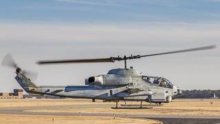 AH-1W SuperCobra Departure   The AH-1W Super Cobra. The AH-1…   Flickr