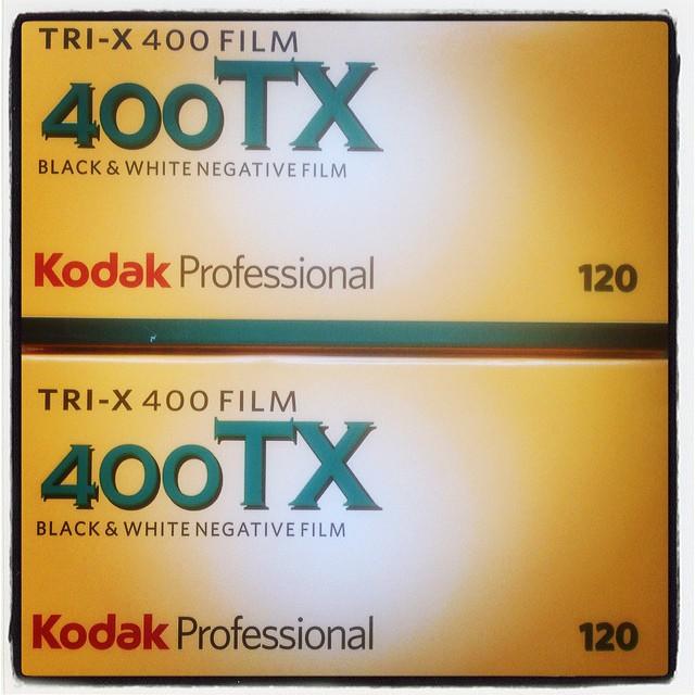 Kodak Tri-X - The Film of Champions! :)