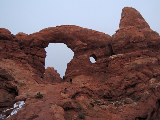 Turret Arch by bryandkeith on flickr