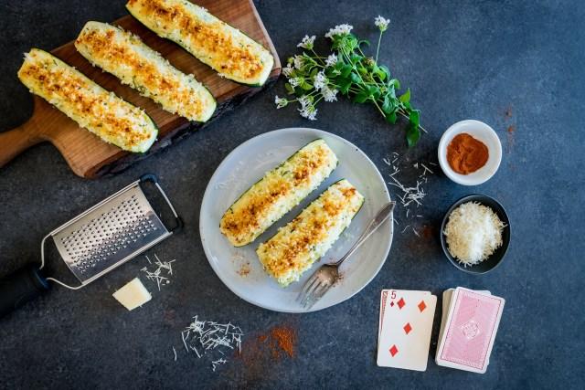 zucchini houdini