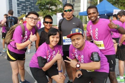 Running Hour 2015: Run So Others Can