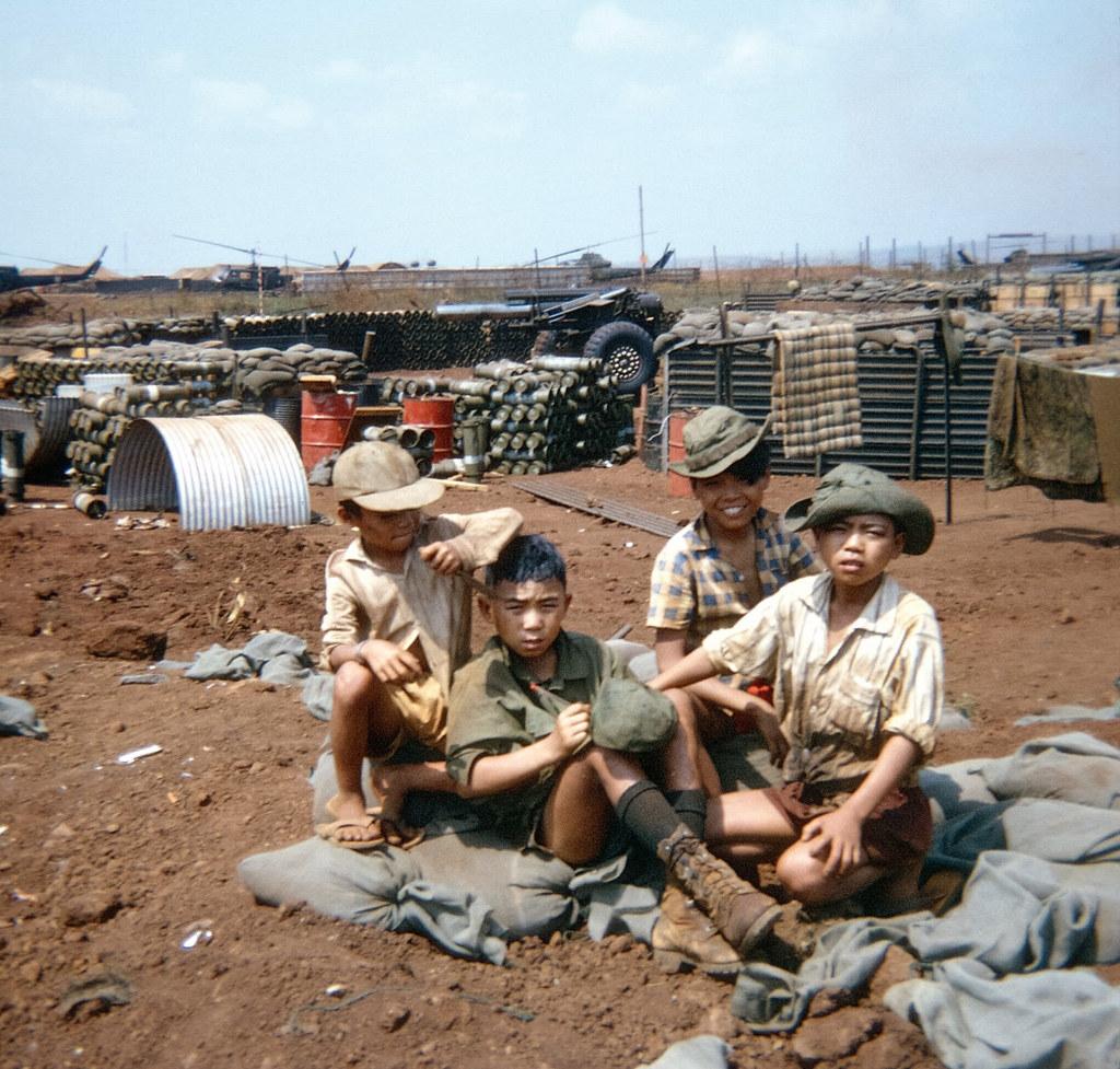 Snapshots From The Vietnam War