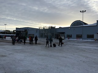 Arrived in the Arctic