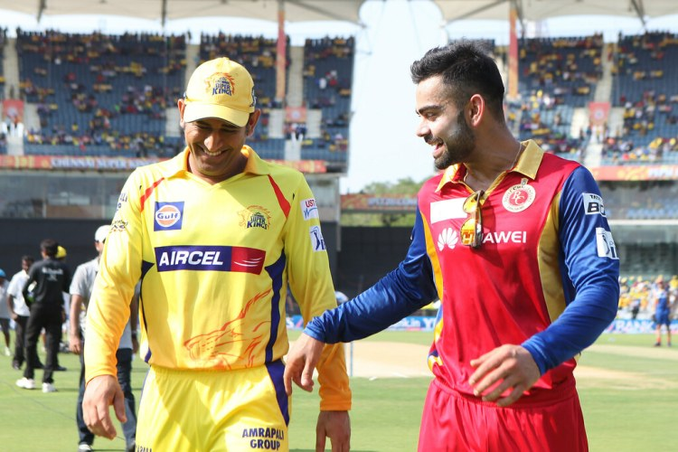 RCB and CSK have been involved in a lot of the lowest scores in the powerplay during the IPL