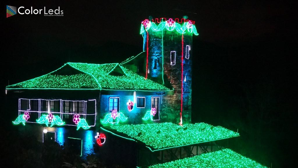 Monserrate iluminacin y decoracin navidea 2014_10  Flickr