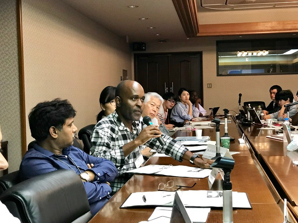JICA Training AY 2018 - Prof  Keiichi OGAWA Seminar   Prof