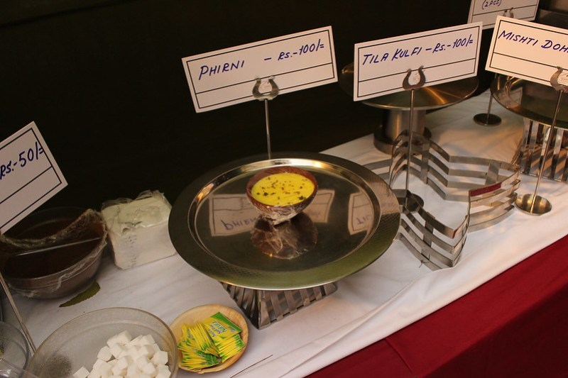 South Asia's first food exhibition at Lotus Bazaaz - Hotel Ashoka, New Delhi