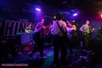 Hinds + Goodbye Honolulu @ The Biltmore Cabaret - May 21st 2018