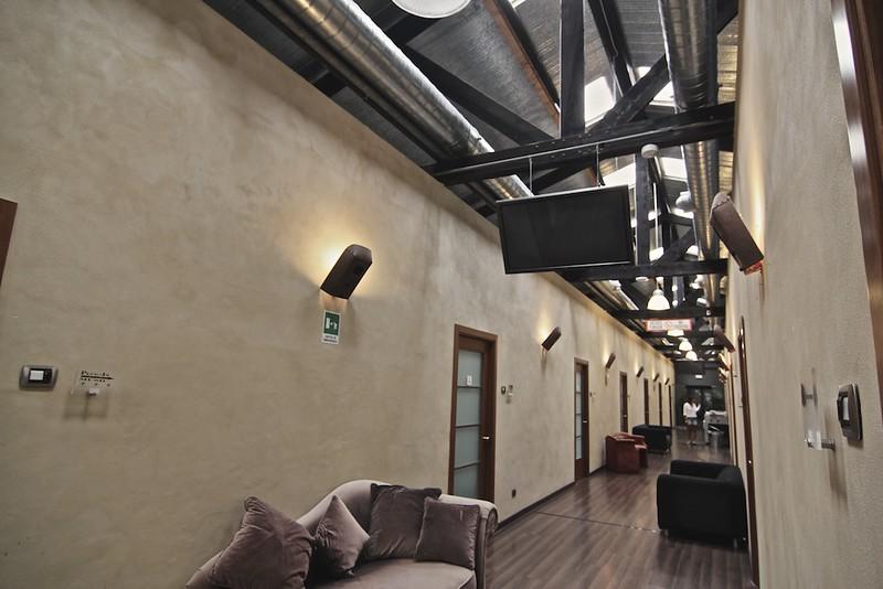 Corridoio Atelier 2Piano