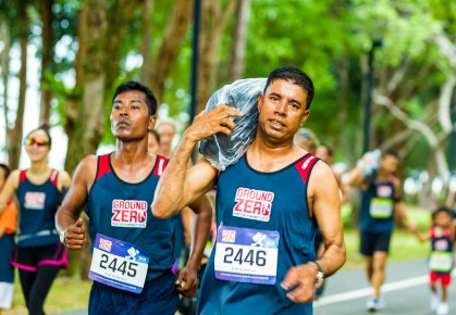 Ground Zero Run 2016