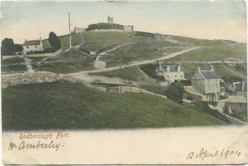 Rodborough Fort 66