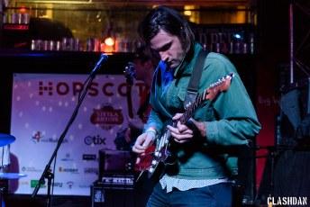 Cones @ Hopscotch Music Festival, Raleigh NC 2017