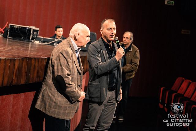FCE 2015 - Bertrand Tavernier incontra gli studenti salentini